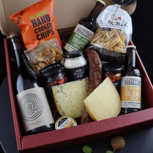 Snackbox-Wein-Bier-Geschenkverpackung